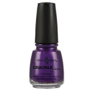 CG Crackle Fault Line - Purple Crackle
