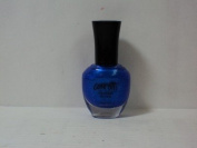 Confetti Blue Bombshell Nail Colour 067