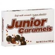 Junior Caramels Theatre Size