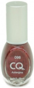 CQ Nail Polish Aubergine #098