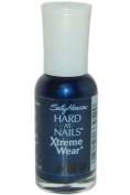 Hard as Nails by Sally Hansen Xtreme Wear Varnish 11.8ml In The Navy