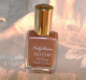 No Chip by Sally Hansen 10 Day Nail Colour 11.8ml Continuous Cocoa #37