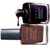 Avon Nailwear Pro Nail Polish Enamel Wicked