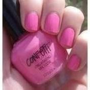 Confetti First Kiss Nail Colour 019