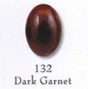 Mirage Nail Polish Dark Garnet 132