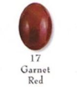 Mirage Nail Polish Garnet Red 17