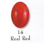 Mirage Nail Polish Real Red 14