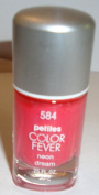 Petites Nail Polish colour FEVER # 584 Neon Dream! Limited Edition! New!