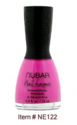 Nubar Nail Polish, Hot Fuschia NE122