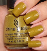 China Glaze Metro Collection #1000 Trendsetter 81076
