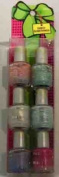 Naturistics Sweet Somethings 6 Mini Nail Gloss Collection - Assorted Colours