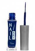 Nubar Nail Art Stripers Navy Blue Metallic A142
