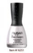 Nubar Nail Polish Cloud White 15ml N251