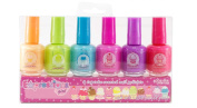 Cupcake Scented Nail Polish Multi-coloredCount
