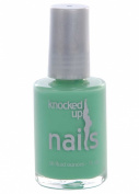 Mint Chip at Midnight - Knocked Up Nails - Maternity Pregnancy Safe Nail Polish - Vegan & Gluten-Free