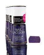 Nabi Nail Polish glitter Collection Set B 15mL 6 colours
