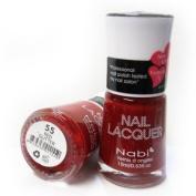Nabi Nail Polish Holiday Collection 15mL 6 colours