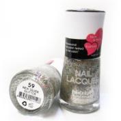 Nabi Nail Polish Winter Collection 15mL 6 colours