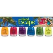 China Glaze Island Escape Collection Set