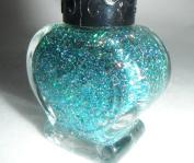Anna Sui Nail Colour Vernis a Ongles 107 Aquamarine Glitter full size