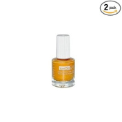 Suncoat Girl, Water-based Nail Polish, Sunflower - 8 Ml, 2 Pack