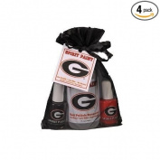 Georgia Bulldog Spirit Paint - Nail Polish