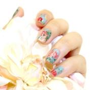 SKINNY nail NEW Peace Cute Nail Art Patch Sticker
