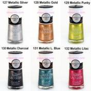 Metallic Nail Polish 30pcs. Nabi Metallic Nail Art