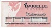 Barielle Mademoiselle Nail Polish, Five Various Shades, 70ml