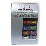 OPI Colour Powders Absolute FX Introductory Kit (Model