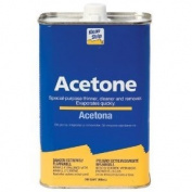 "Wm Barr & Company QAC46cm Klean Strip"" Acetone"