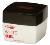 Supernail White Nail Gel, 15ml