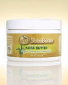 100% Unrefined Certified Grade A Shea Butter with a Hint of Organic Lemongrass Essential Oil 30ml By AAA Shea Butter