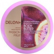 DELON Intense Moisturising Passion Fruit Body Butter 200ml/196g
