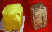 0.45kg Raw African Shea Butter & 0.45kg Raw African Black Soap Combo
