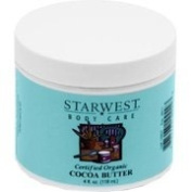 Cocoa Butter Organic - 120ml,