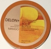DELON Moisturising Mango Body Butter 200ml/196g