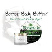 Better Body Butter 210ml - Hemphoria 210mls