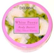 DELON White Peony Body Butter - 200ml