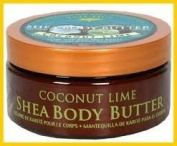 Tree Hut Cocunut Lime Shea Body Butter 210ml 1 New Bottle