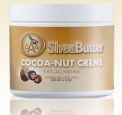 AAA Shea Butter 100% All Natural Cocoa-Nut Creme, Net WT. 120ml