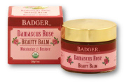 Badger Company, Beauty Balm, Damascus Rose, 30ml