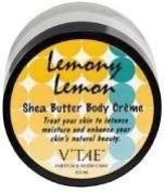 Lemony Lemon Shea Butter Body Creme - 190ml - Cream