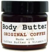 Coffee Body Butter, Original Coffee, 60ml