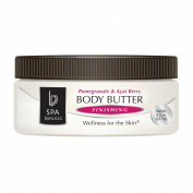 Bon Vital Body Butter Finishing, Pomegranate & Acai Berry, 240ml Jar