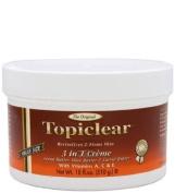 Topiclear 7.6cm 1 Creme Cocoa Butter, Shea Butter, Carrot Butter 530ml