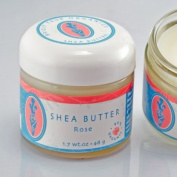 Brigit True Organics- ROSE Shea Butter, 50ml