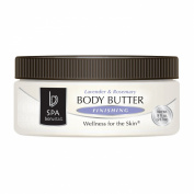 Bon Vital Body Butter Finishing, Lavender & Rosemary, 240ml Jar