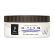 Bon Vital Body Butter Finishing, Lavender & Rosemary, 240ml Jar
