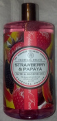 Strawberry & Papaya Bath & Shower Gel